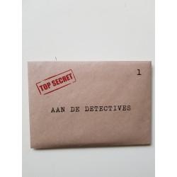 Bijbestelling envelop Super Secret