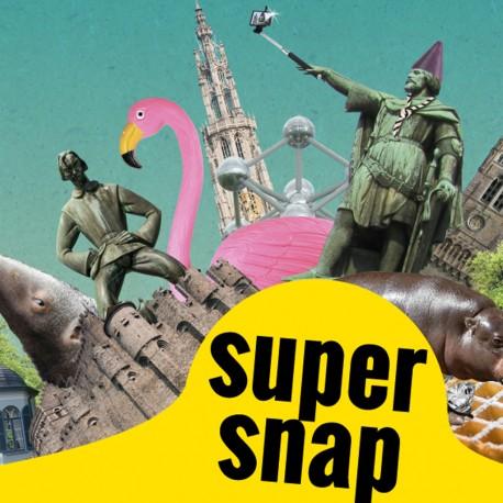 Super Snap tweetalig/bilingue