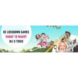 Lockdown Game Kinderen